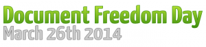 Document-Freedom-Day-2014